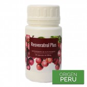 Resveratrol Plus 500mg + Querectina
